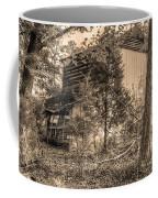 Overgrown Barn Coffee Mug