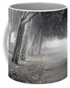 Overhanging Trees Coffee Mug