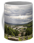 Overlooking Boyertown Coffee Mug