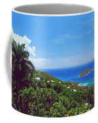 Overlooking Paradise Coffee Mug