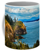 Overlooking Coffee Mug by Robert Bales