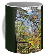 Overlooking The Gorge Coffee Mug