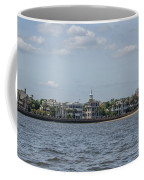 Overlooking The Sea Coffee Mug