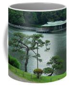 Overlooking The Tea House Coffee Mug