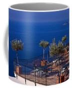 Overlooking Tyrrhenian Sea Coffee Mug