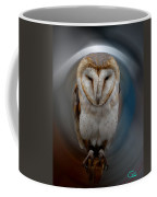 Owl Alba  Spain  Coffee Mug