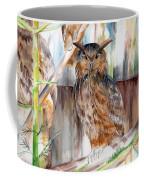 Owl Series - Owl 2 Coffee Mug