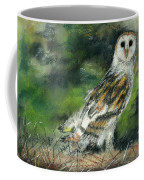 Owl Series - Owl 3 Coffee Mug