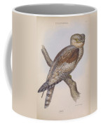 Owl Steanorninae Coffee Mug