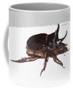 Ox Beetle Abstract Coffee Mug