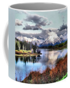 Oxbow Bend Coffee Mug by Dan Sproul