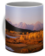 Oxbow Bend Grand Teton National Park Wy Coffee Mug