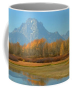 Oxbow Bend Coffee Mug by Kathleen Struckle