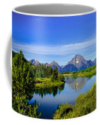 Oxbow Bend Coffee Mug by Robert Bales