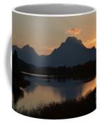 Oxbow Sunset Coffee Mug