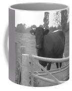Oxlease Bull Coffee Mug