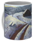 Ozark Winter Barn Coffee Mug