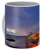Ozona Pier  Coffee Mug