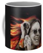 Ozzy's Fire Coffee Mug