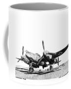 P 38 Lightning Coffee Mug