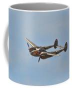 P-38l Lighting - Thoughts Of Midnight 2 Coffee Mug