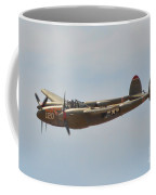 P-38l Lighting - Thoughts Of Midnight Coffee Mug