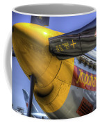 P-51 Impatient Virgin Coffee Mug