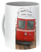 P P Cog Train Coffee Mug