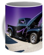 P P - Purple Pickup Coffee Mug