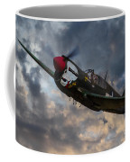 P40 Warhawk Tribute Coffee Mug