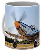 P51 The Brat Coffee Mug