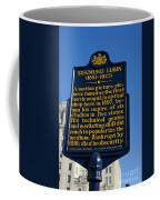 Pa-133 Siegmund Lubin 1851-1923 Coffee Mug