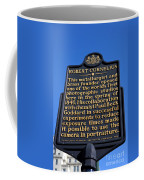 Pa-134 Robert Cornelius Coffee Mug