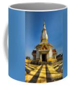 Pa Dong Wai Temple  Coffee Mug by Adrian Evans