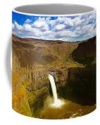 Pa Louse Falls Coffee Mug