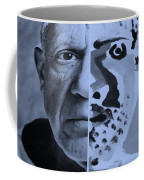 Pablo Cyan Coffee Mug