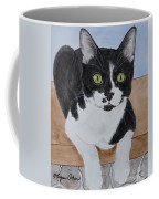 Pablo The Cat Coffee Mug