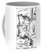 Pacific Grove And Vicinity  Monterey Peninsula California  Circa 1880 Coffee Mug