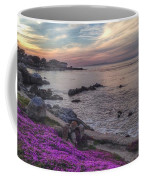 Sunset In Pacific Grove Coffee Mug