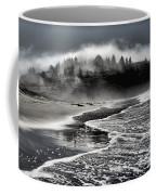 Pacific Island Fog Coffee Mug