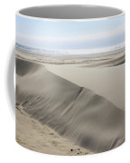 Pacific Ocean Sand Dunes Coffee Mug