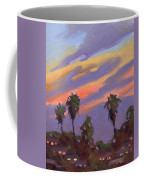 Pacific Sunset 1 Coffee Mug