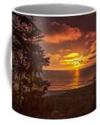 Pacific Sunset Coffee Mug by Robert Bales