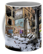 Packard Plant Detroit Michigan - 11 Coffee Mug