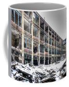 Packard Plant Detroit Michigan - 12 Coffee Mug