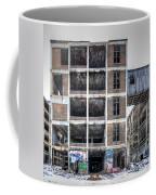 Packard Plant Detroit Michigan - 14 Coffee Mug