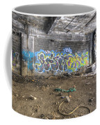 Packard Plant Detroit Michigan - 8 Coffee Mug