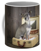 Packed And Ready To Go Coffee Mug by Edward Fielding
