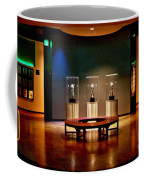 Packer Hall Of Fame Coffee Mug by Tommy Anderson