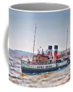 Paddle Steamer Waverley Coffee Mug